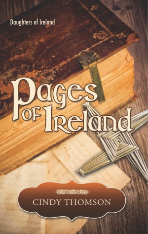 Pages of Ireland by Cindy Thomson