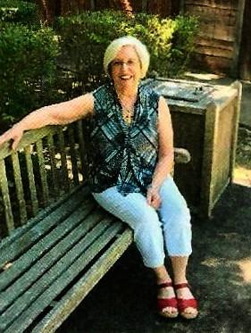Patricia Clark Blake, The Author