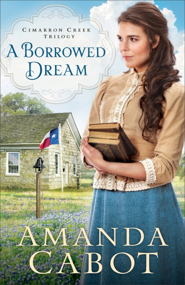 A Borrowed Dream-Book Cover