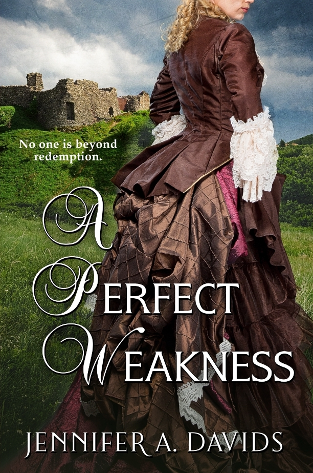 A Perfect Weakness_Front Cover