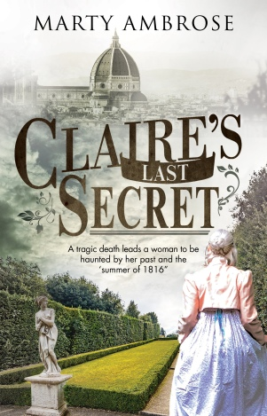 Claire Last Secret Cover