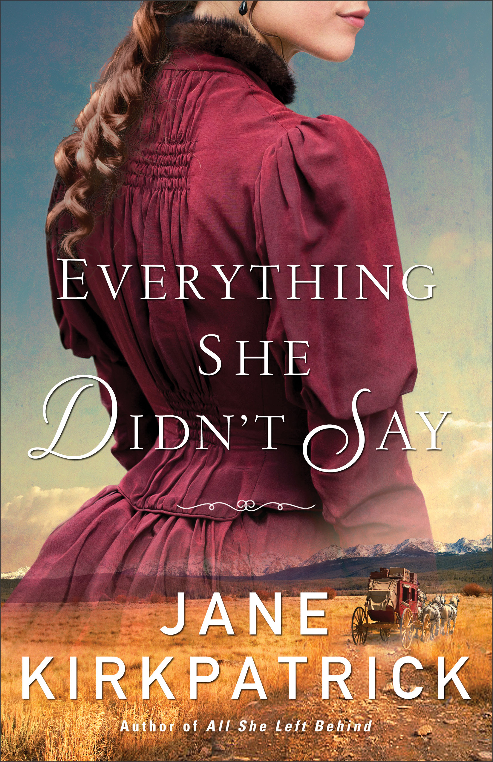 Everything She Didn't Say-Book Cover