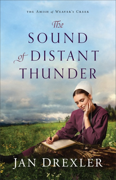 The Sound of Distant Thunder-Book Cover