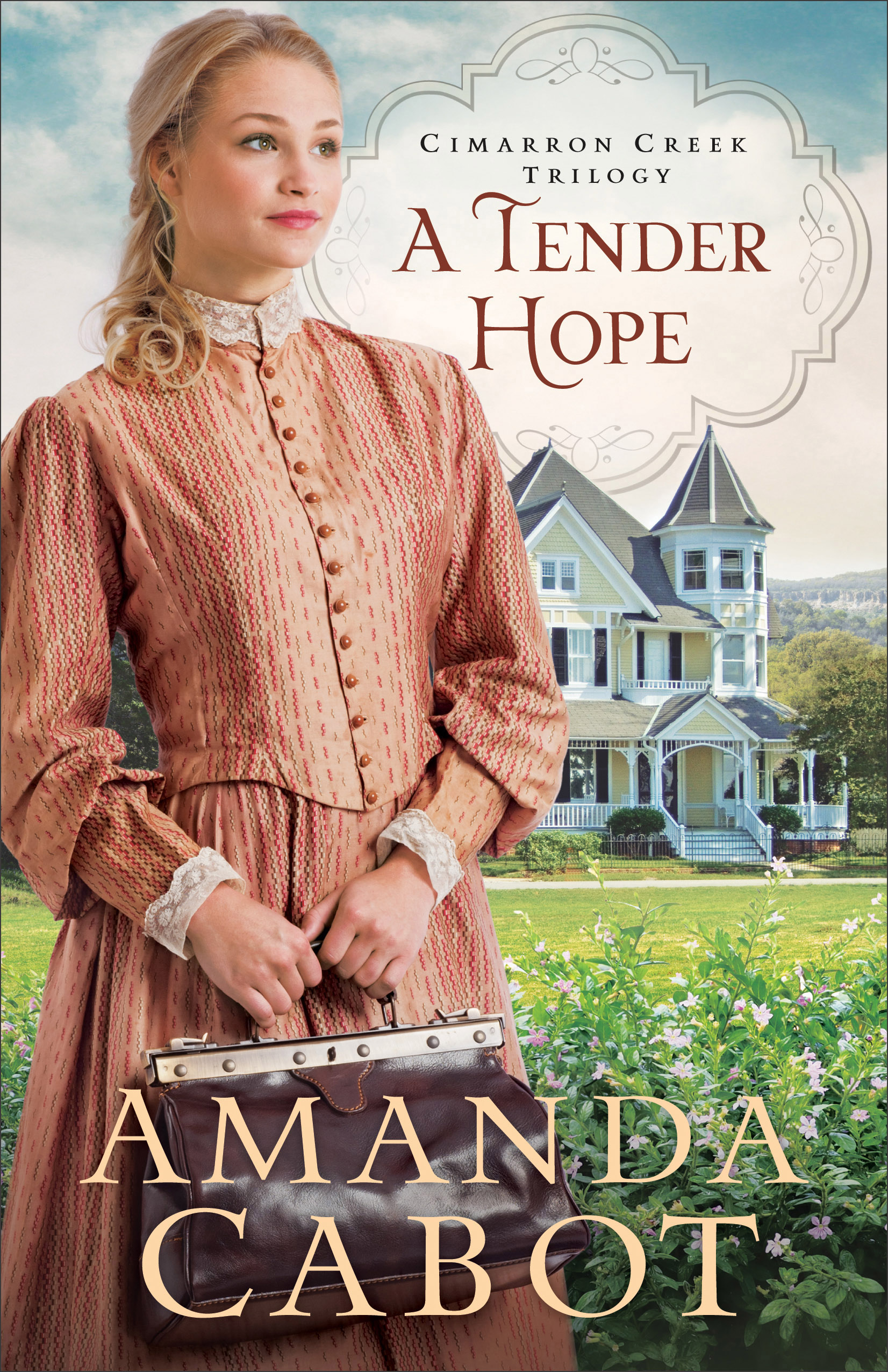 A Tender Hope-Book Cover