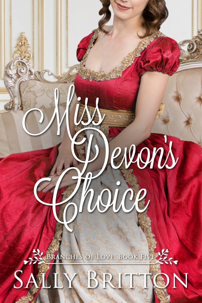 Miss Devon FRONT COVER