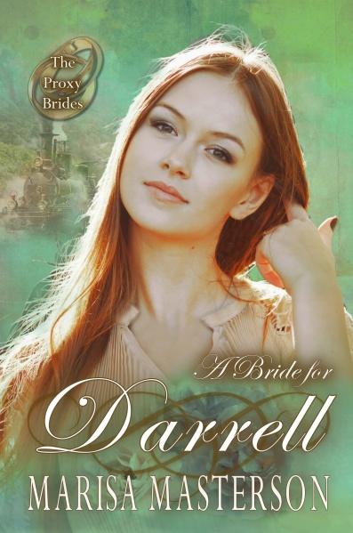 proxy bride cover Bride for Darrell